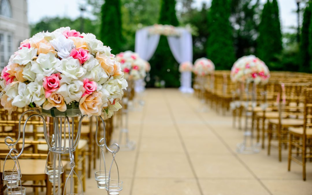Planning your Wedding Catering in COVID times