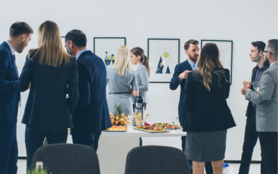 Our top tips for planning your next corporate event